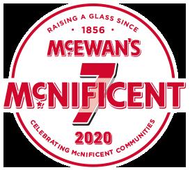 McEwan's McNificent 7 2020